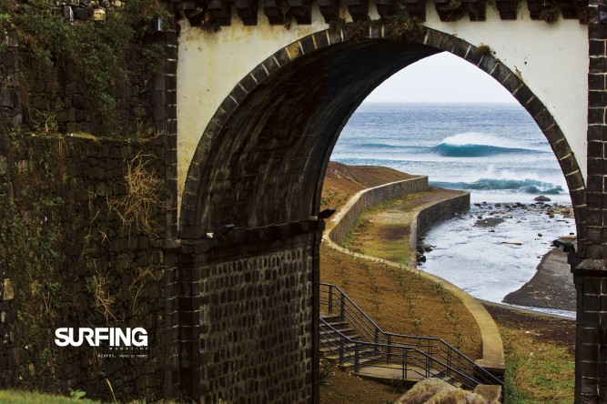 Azores gold awaits at SurfingMag.com